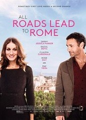 All Roads Lead To Rome on Cloudy