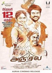 Anjala on cloudy
