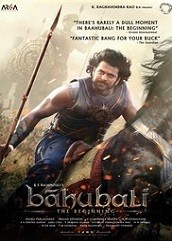 Bahubali on cloudy