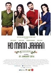 Ho Mann Jahaan on cloudy