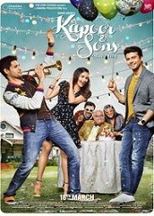Kapoor and Sons on cloudy