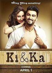 Ki and Ka on cloudy