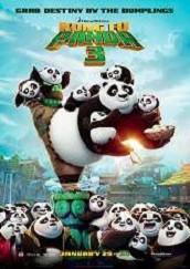 Kung Fu Panda 3 film