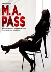 M.A. Pass on cloudy