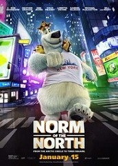 Norm of the North on cloudy