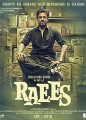 Raees on Cloudy