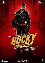 Rocky Handsome on cloudy