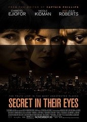 Secret in Their Eyes on cloudy