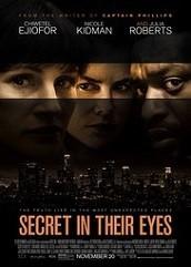 Secret in Their Eyes on cloudy