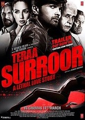 Teraa Surroor on cloudy