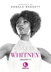 Whitney on cloudy