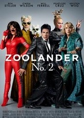 Zoolander 2 on cloudy