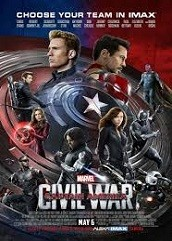 Captain America Civil War Hindi Dubbed