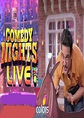 Comedy Nights Live 22nd May (2016)