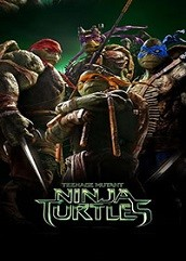 Ninja Turtles Out of the Shadows (2016)