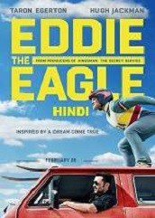 Eddie the Eagle Hindi Dubbed