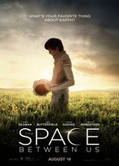 The Space Between Us Hindi Dubbed