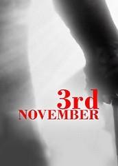 3rd November (2016)