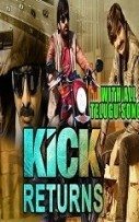 Kick Returns Hindi Dubbed