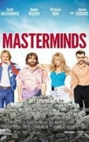 Masterminds Hindi Dubbed