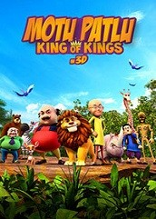 Motu Patlu King Of Kings (2016)