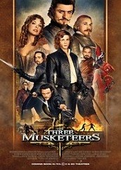 The Three Musketeers Hindi Dubbed