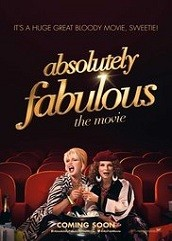 Absolutely Fabulous: The Movie Hindi Dubbed