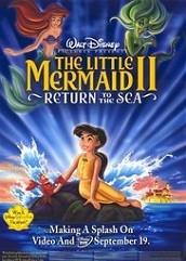 The Little Mermaid 2: Return to the Sea Hindi Dubbed