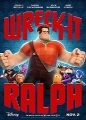 Wreck-It Ralph Hindi Dubbed