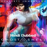 Ghost In The Shell Hindi Dubbed