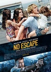 No Escape Hindi Dubbed