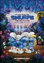 Smurfs: The Lost Village Hindi Dubbed