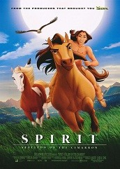 Spirit Stallion of the Cimarron Hindi Dubbed