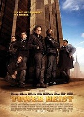 Tower Heist Hindi Dubbed