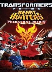 Transformers Prime Beast Hunters: Predacons Rising Hindi Dubbed