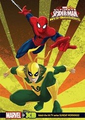 Ultimate Spider-Man Hindi Dubbed