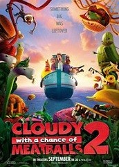 Cloudy With A Chance Of Meatballs 2 Hindi Dubbed