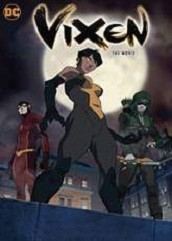 DC - Vixen The Movie (2017)