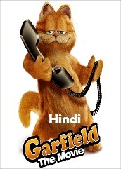 Garfield Hindi Dubbed