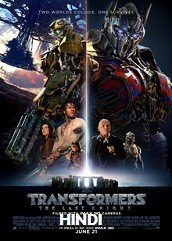 Transformers: The Last Knight Hindi Dubbed