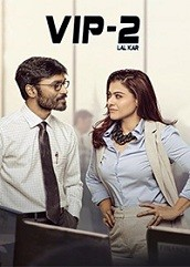 VIP 2 Hindi Dubbed