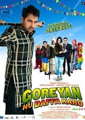 Goreyan Nu Daffa Karo (2014)