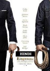 Kingsman 2 Hindi Dubbed