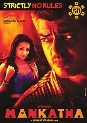 Mankatha Hindi Dubbed
