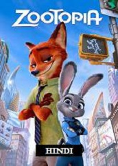 Zootopia Hindi Dubbed