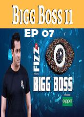 Bigg Boss 11 8th October (2017)