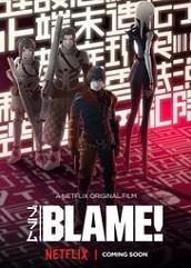 Blame! (2017) Dual Audio