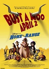 Home on the Range Hindi Dubbed