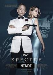 Spectre Hindi Dubbed