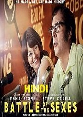 Battle of the Sexes Hindi Dubbed